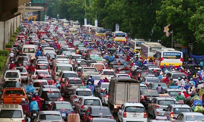 Vietnam's car imports down 20 pct in 2018