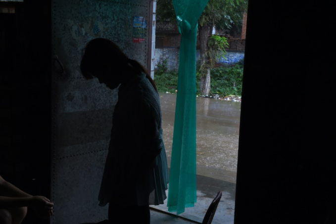 While many unions flourish, others quickly lurch into crisis with women disappointed at swapping village poverty in Cambodia, Laos, Vietnam and Myanmar for life in rural China. Photo by AFP