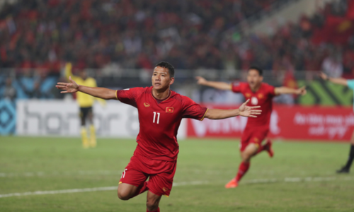 Vietnam's magnificent six in AFF Cup 2018 team