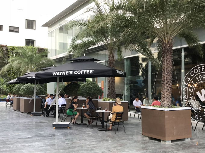 Fika like a Swede with Waynes Coffee in Vietnam - 1
