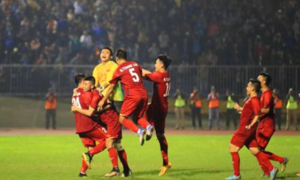 Vietnam win international U21 football tournament
