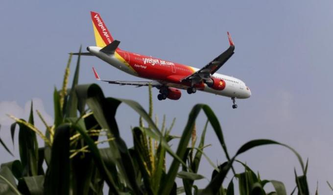 Vietjet seeks to open a flight to Con Dao Island