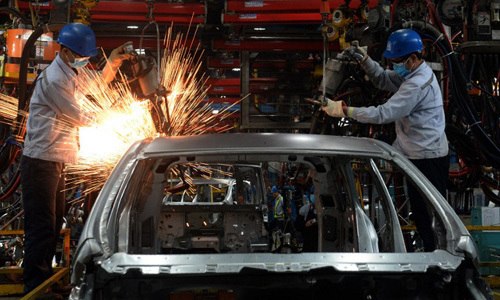 Auto industry revs up industrial real estate in Vietnam