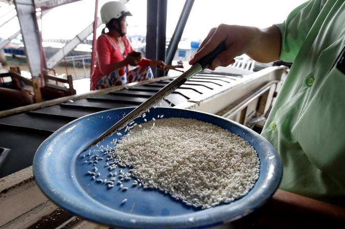India rice rates hit more than three-month high, Chinese rules weigh on Vietnam
