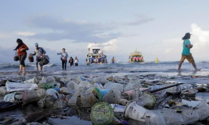 In Indonesia, splits emerge over efforts to stem plastic tide