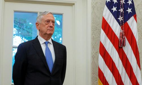 Pentagon chief Mattis quits, citing policy differences with Trump