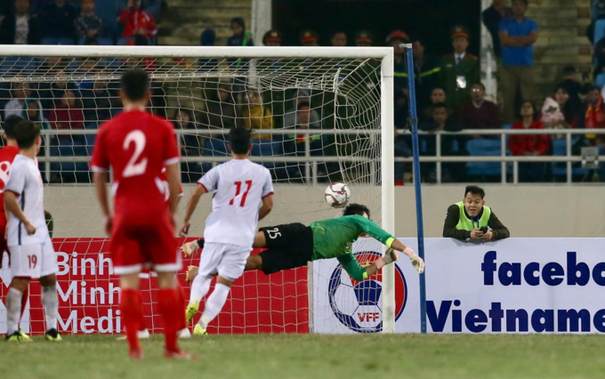 Vietnam, North Korea draw 1-1 in exhibition match ahead of