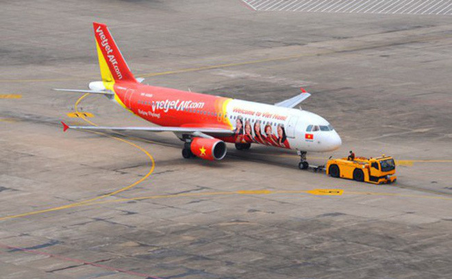 Vietjet plane lands on wrong runway at Cam Ranh Airport