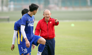 Vietnam football coach named Asian of the Year