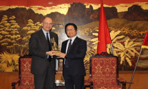 Vietnam, Italy seek to strengthen business ties