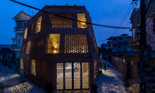 Four Vietnamese homes among Best Houses of 2018
