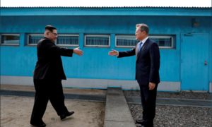 North Korea's Kim wants more summits with Moon next year: Blue House