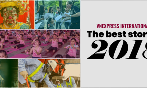 The best of VnExpress International in 2018