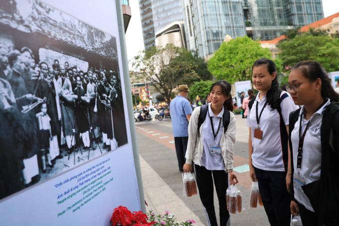A retro stroll in Saigon going back three centuries