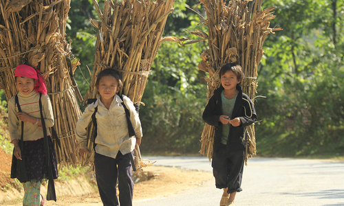 Poverty's down, but that's small comfort for Vietnam's destitute