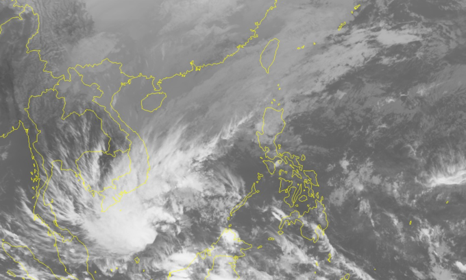 Vietnam braces for first tropical storm of 2019