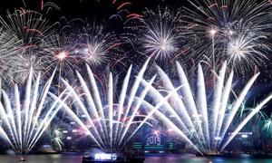 Happy New Year: Revelers welcome 2019 around the world