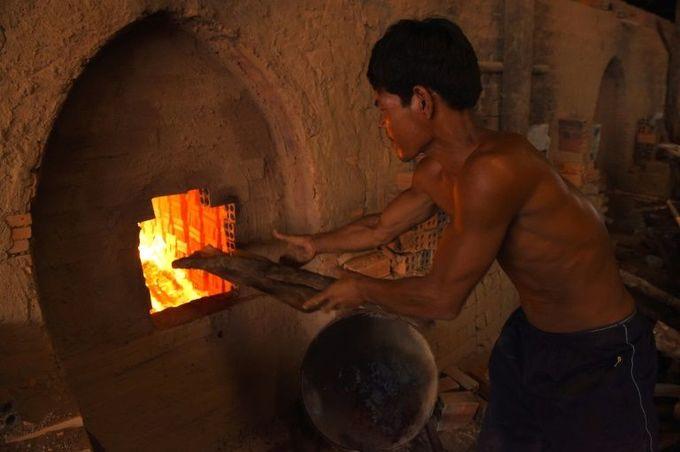 Bricked in by poverty, Cambodia's farmers fight debt bondage
