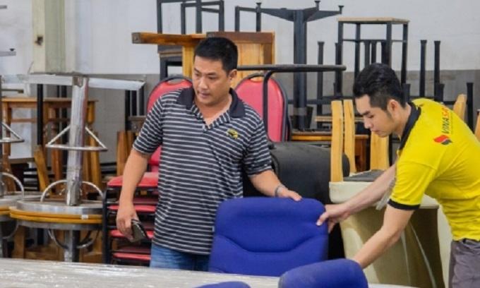 Second-hand furniture boom in HCMC