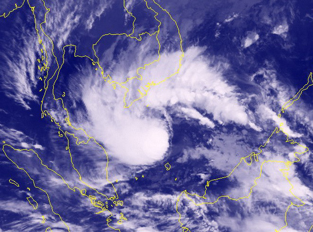 Storm Pabuk set to deliver heavy rain, strong winds in southern Vietnam