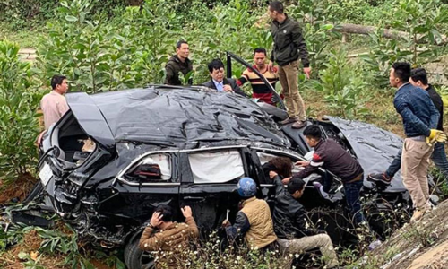 Traffic accidents kill 111 over four-day New Year holiday in Vietnam