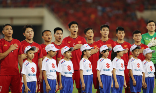 A bigger challenge: Vietnam's schedule for AFC Asian Cup 2019