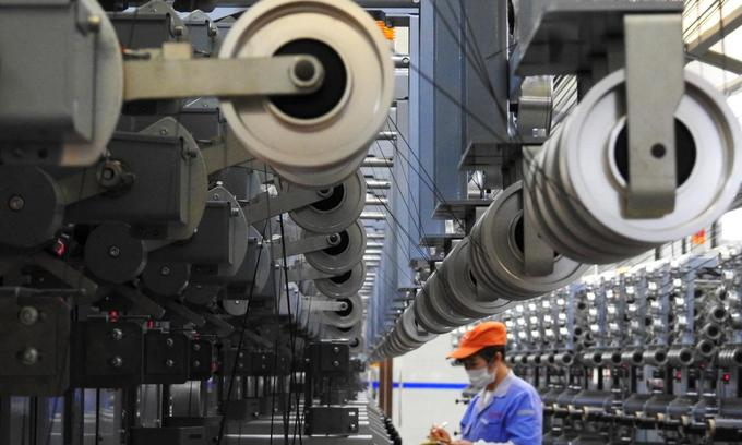 China slowdown, trade disputes weigh on Asia factory activity