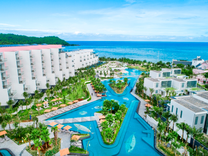 The Premier Residences Phu Quoc Emerald Bay.