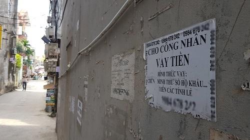 Over 210 loan shark rings across Vietnam