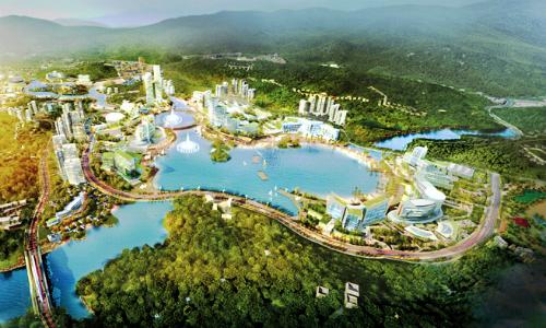 Vietnam envisions Van Don economic zone as Asia-Pacific financial hub