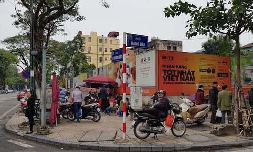 Hanoi seeks to flout building height regulations near Hoan Kiem Lake
