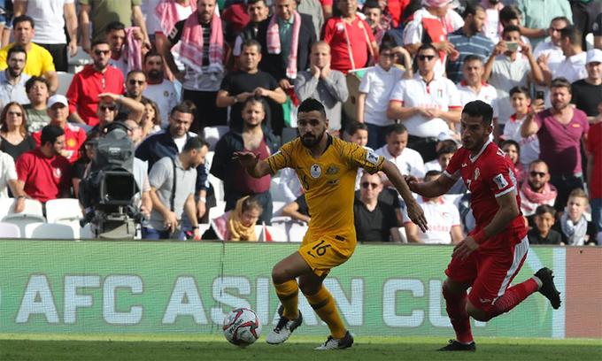 Asian Cup 2019: Holders Australia fall to shock Jordan loss