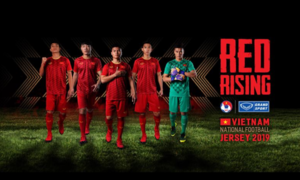Vietnam gets new jersey ahead of first Asian Cup 2019 game