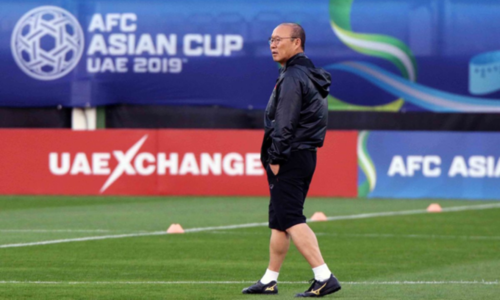 AFC Asian Cup: Iraq a stiff challenge, says Vietnam coach