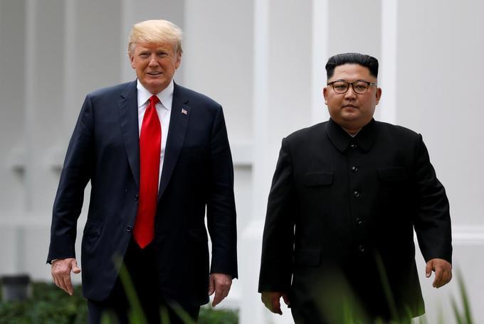 US and North Korean officials met in Hanoi to discuss second Trump-Kim summit: report