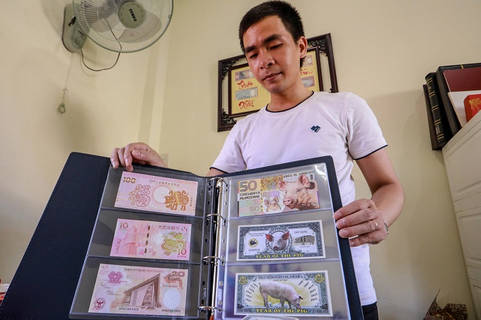 Banknotes with pig images expected to be bestsellers