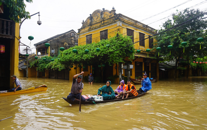 Hoi An on list of heritage sites at climate change risk