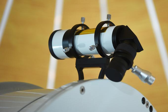 Star gazers get a modern observatory in northern Vietnam - 5