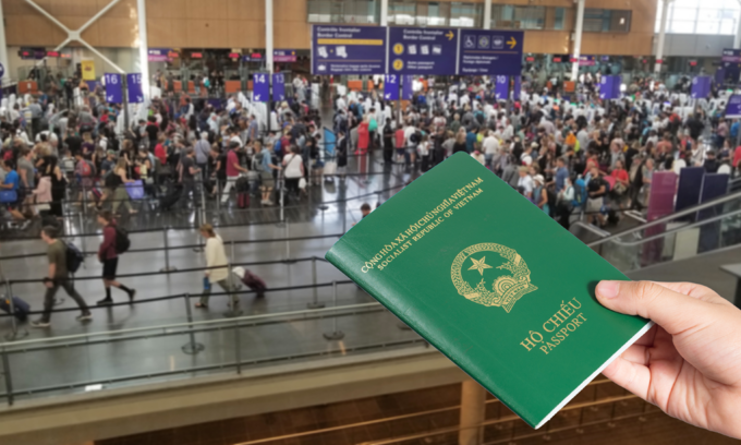Vietnamese passport remains a low flyer
