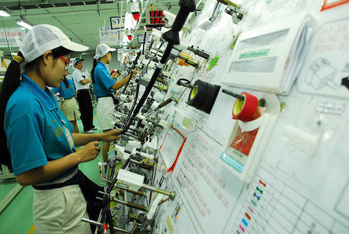 Poor information about parts suppliers annoys Japanese investors