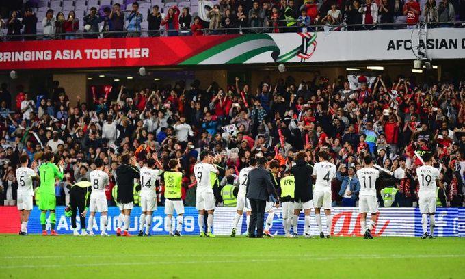 South Korea, China make last 16 as Socceroos bounce back