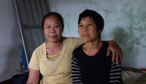 Vietnamese woman enslaved in China returns after 20 years