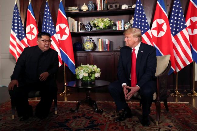 Trump suggests Vietnam for US-North Korea February summit