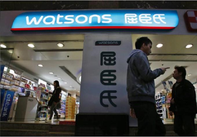 Hong Kong cosmetics giant comes to HCMC