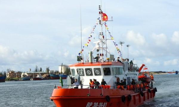 Vietnam coastguards hailed for job well done