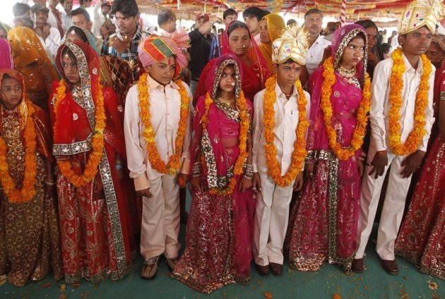 Wedded to debt: Fathers of Indian child brides trapped in bondage