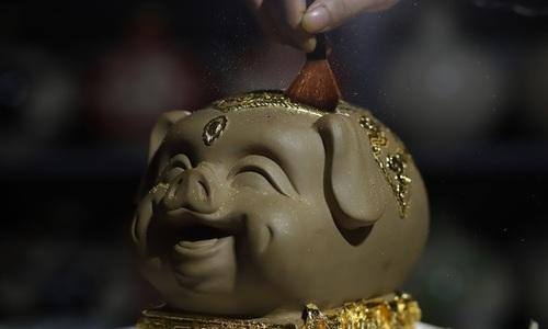 Spend money to make money, say $4,000 piggybanks
