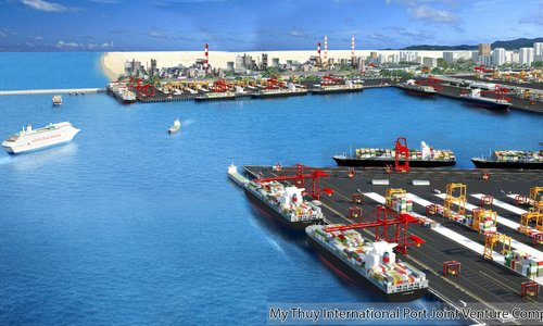 Vietnam central province to get $600-million port