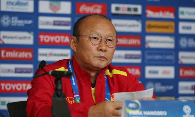 Vietnam will go all out for outright win against Yemen, says coach