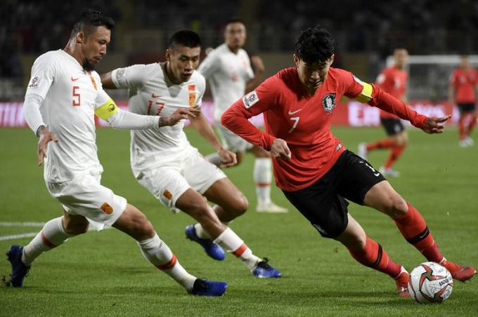 'Proud' Son sparks Koreans to Asian Cup win as Iran fire blanks